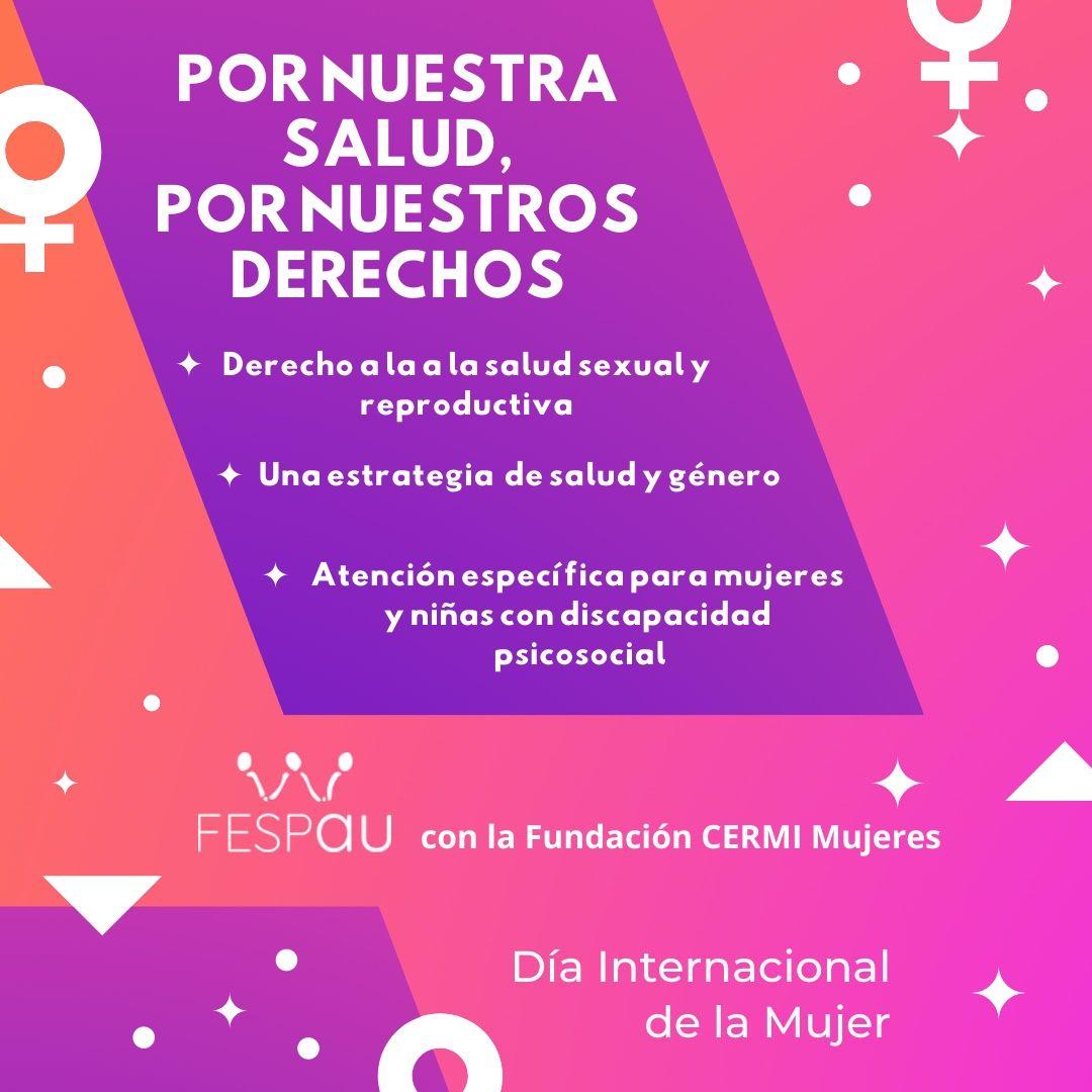 Día de la Mujer CERMI