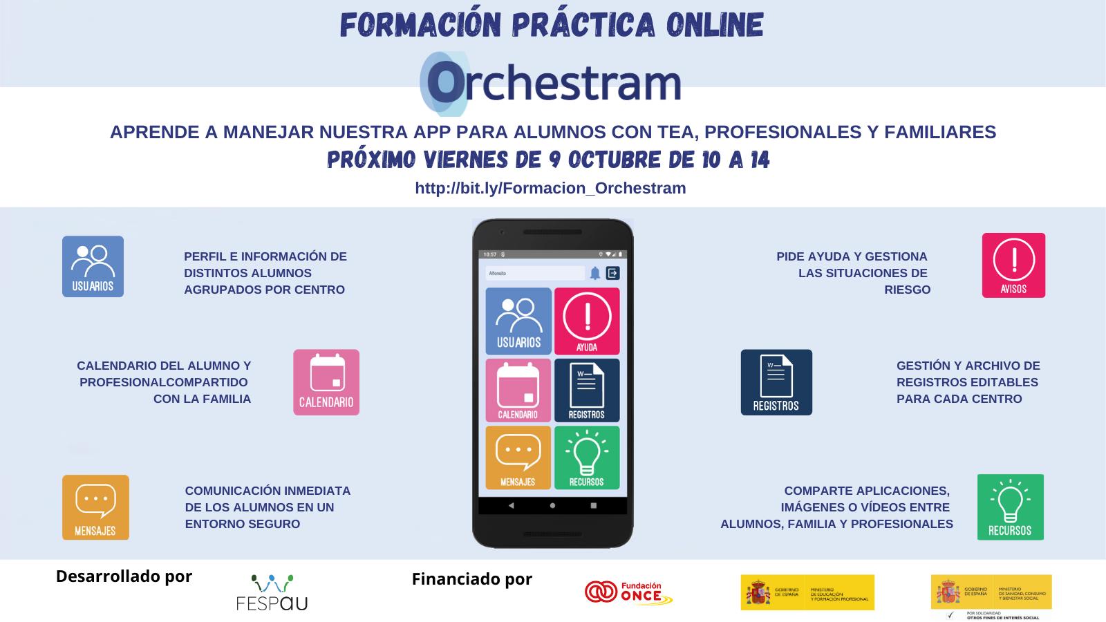 Formacion Orchestram