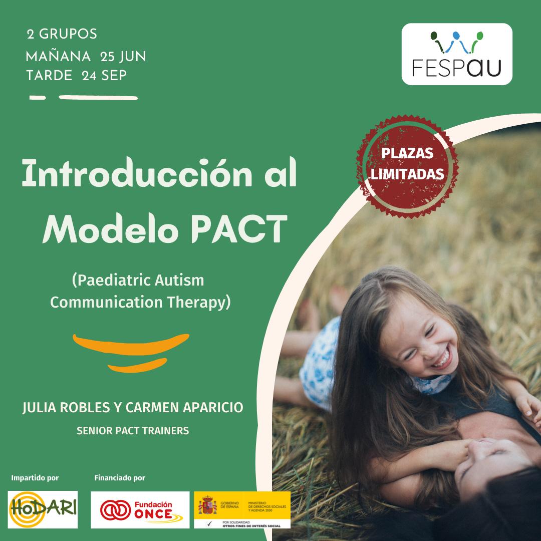 Formación Introducción al PACT
