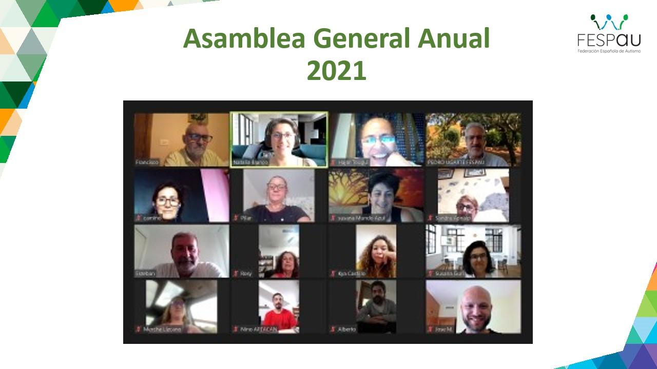 Asamblea General Anual FESPAU